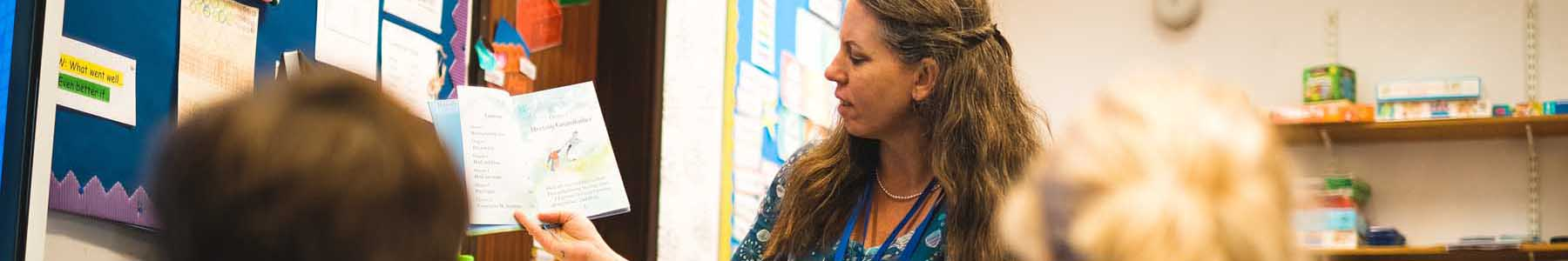 Helping in School: a parent's story 1